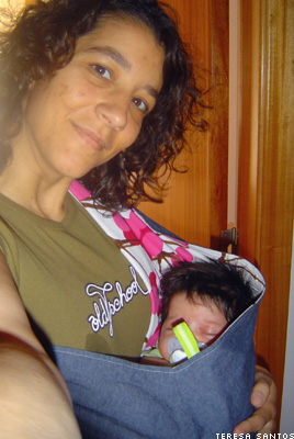 porta-bebés
